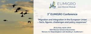 3rd EUMIGRO Conference